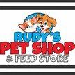 Rudy's Pet Shop Logo