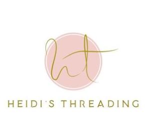 Heidi's Threading Logo