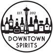 DowntownSpirits - Seattle Logo