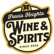 Travis Heights Wine & Spirits Logo