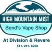 High Mountain Mist - NE 3rd St Logo