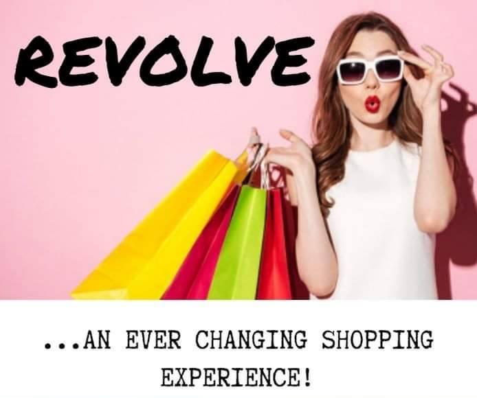 Revolve Boutique Kemah Logo