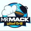 Mr. Mack's Island Grill Logo