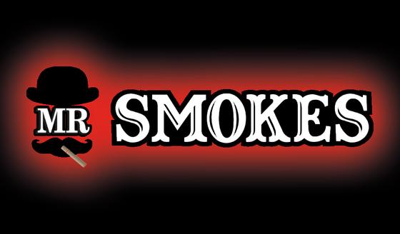 Mr Smokes NOHO Logo