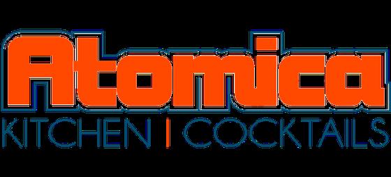 Atomica Kitchen | Cocktails Logo