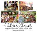 Chloe's Closet - Cortland Ave Logo