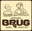 BRUG Bakery - Pearlridge Logo