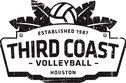 Third Coast Volleyball Logo