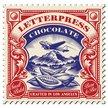 LetterPress Chocolate Logo