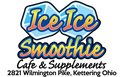 Ice Ice Smoothie Cafe Logo