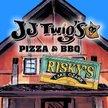 J.J. Twig's Pizza & BBQ Logo