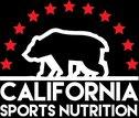 California Sports Nutrition  Logo