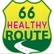 Healthy Route 66 - Kendall Logo