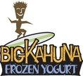 Big Kahuna Yogurt - Tulare Logo