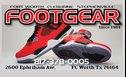 Footgear - Ft. Worth Logo