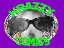 Krazzy Comics - Gahanna Logo