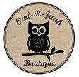 Owl-R-Junk Boutique Logo