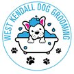 West Kendall Dog Grooming Logo