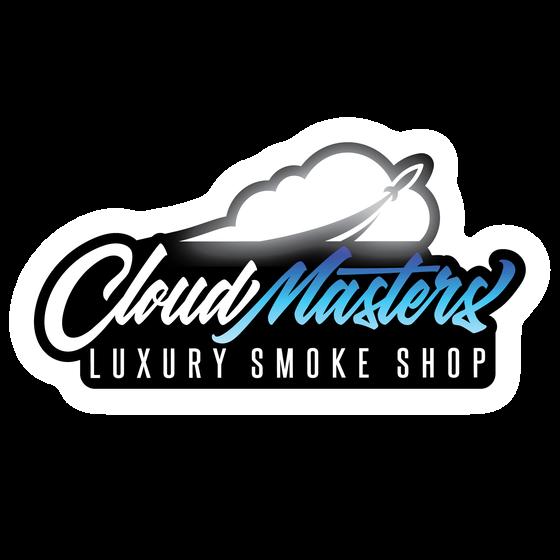 Cloud Masters Luxury Smoke  Logo