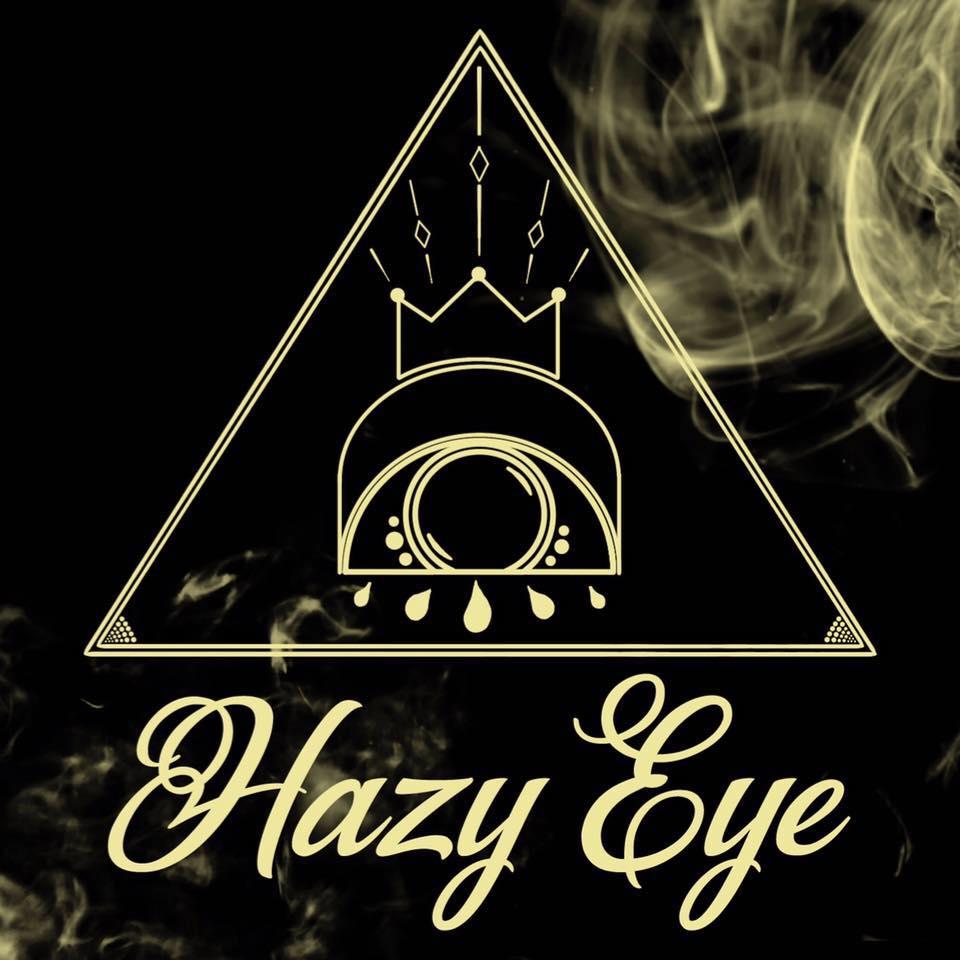 Hazy Eye Smoke Shop Logo
