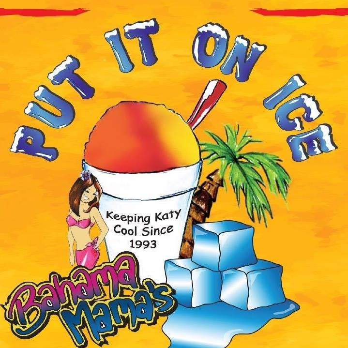Bahama Mama - Katy Logo