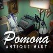 Pomona Antique Mart Logo