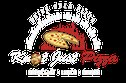 Knot Just Pizza Logo