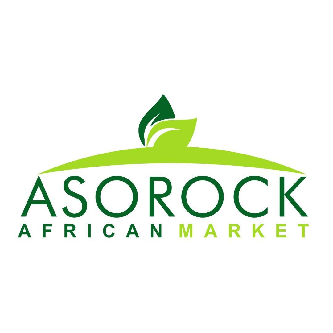 Aso Rock Market Logo