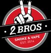 2 Bros Smoke & Vape - Balboa Logo