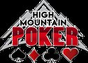High Mountain Poker Logo