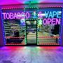 Eastway Tobacco - Tryon Street Logo