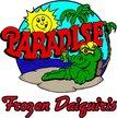 Paradise Daiquiris-Sulphur Logo