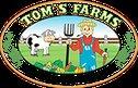 Tom's Farms - Farmer's Market Logo