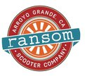 Ransom Scooters  Logo
