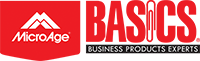 Microage Basics Logo