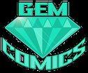Gem Comics Logo