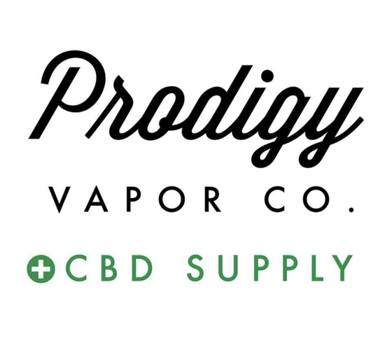 The Prodigy Vapor / 46 Releaf Logo