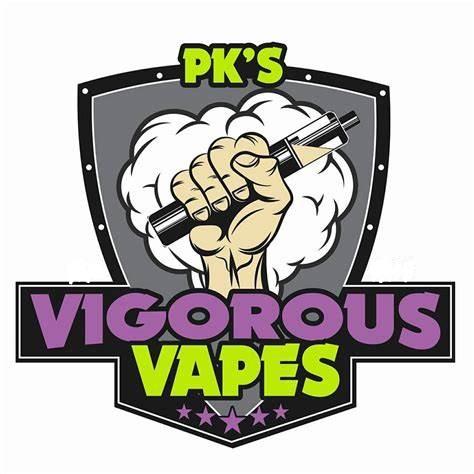 Vigorous Vape & CBD CORP Logo
