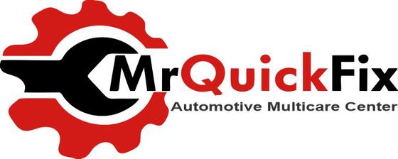 Mr Quick Fix Automotive  Logo