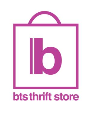 BTS Thrift Store -S La Cienega Logo