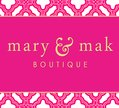MARY & MAK Boutique Logo