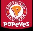 Popeyes Louisiana Kitchen NY Logo