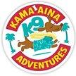 Kama'aina K9Adventures-Waipahu Logo