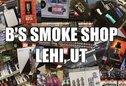 B's Smoke Shop Logo