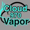Cloud 970 Vapor Logo