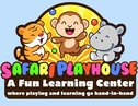Safari Playhouse  Logo