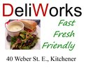 DeliWorks - Kitchener Logo