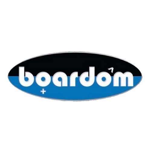 Boardom Snow Skate Life Logo