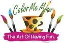 Color Me Mine Tucson Mall Logo