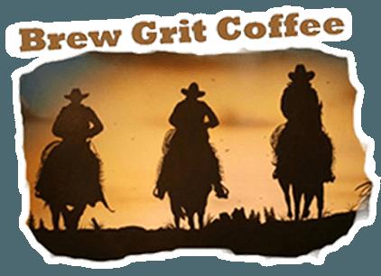 Brew Grit Coffee - Sterling Logo